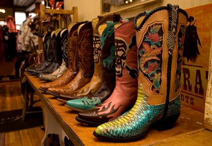 Cowboy Boots Shops - Boot Hto