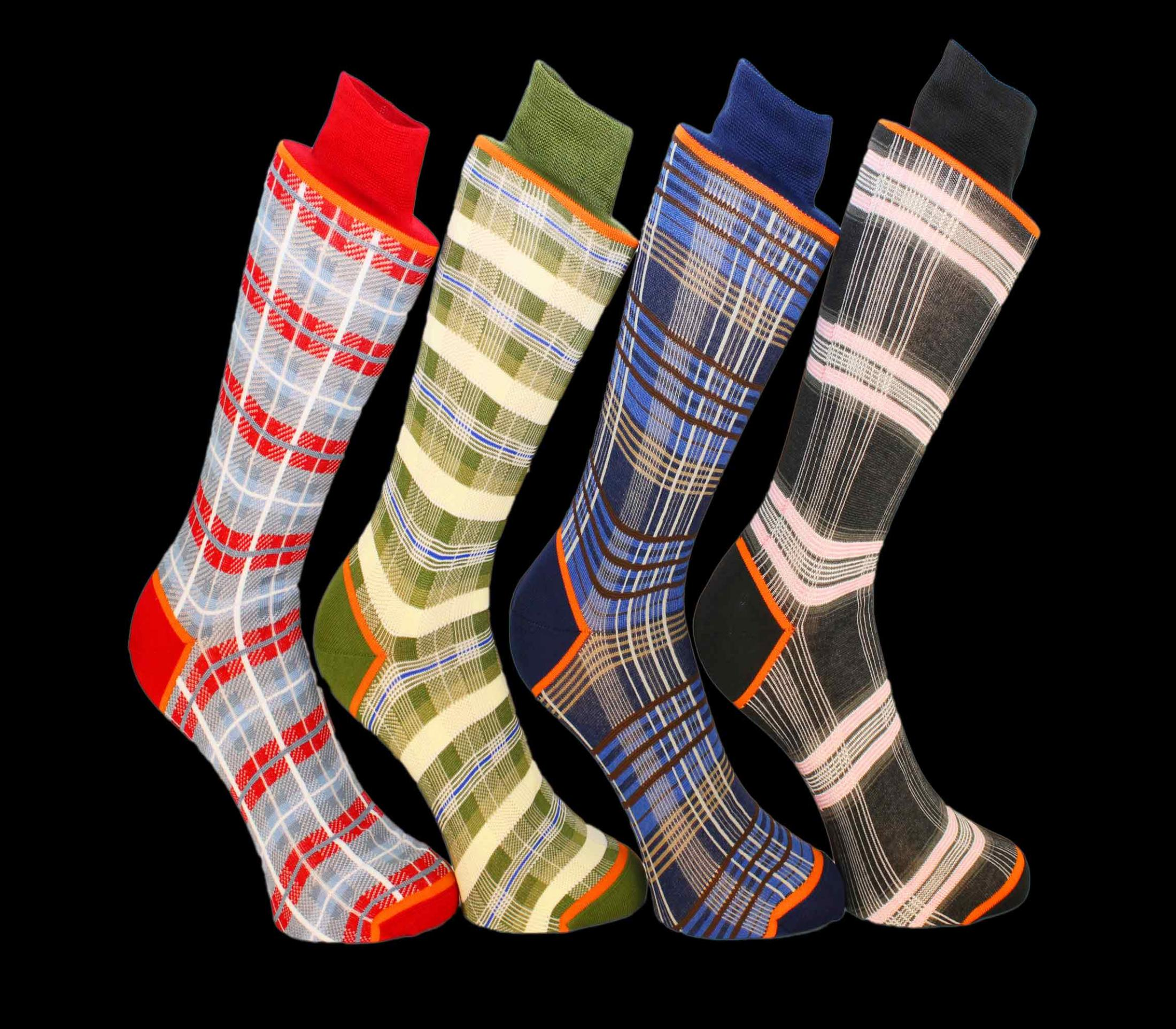 Now you'll find designer men's socks everywhere from skateboards to the boardroom. We know not all men have the same passions and interests, so we have a wide range of socks .