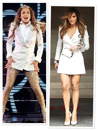 Rachel zoe tuxedo dress on jenny from the block yes please